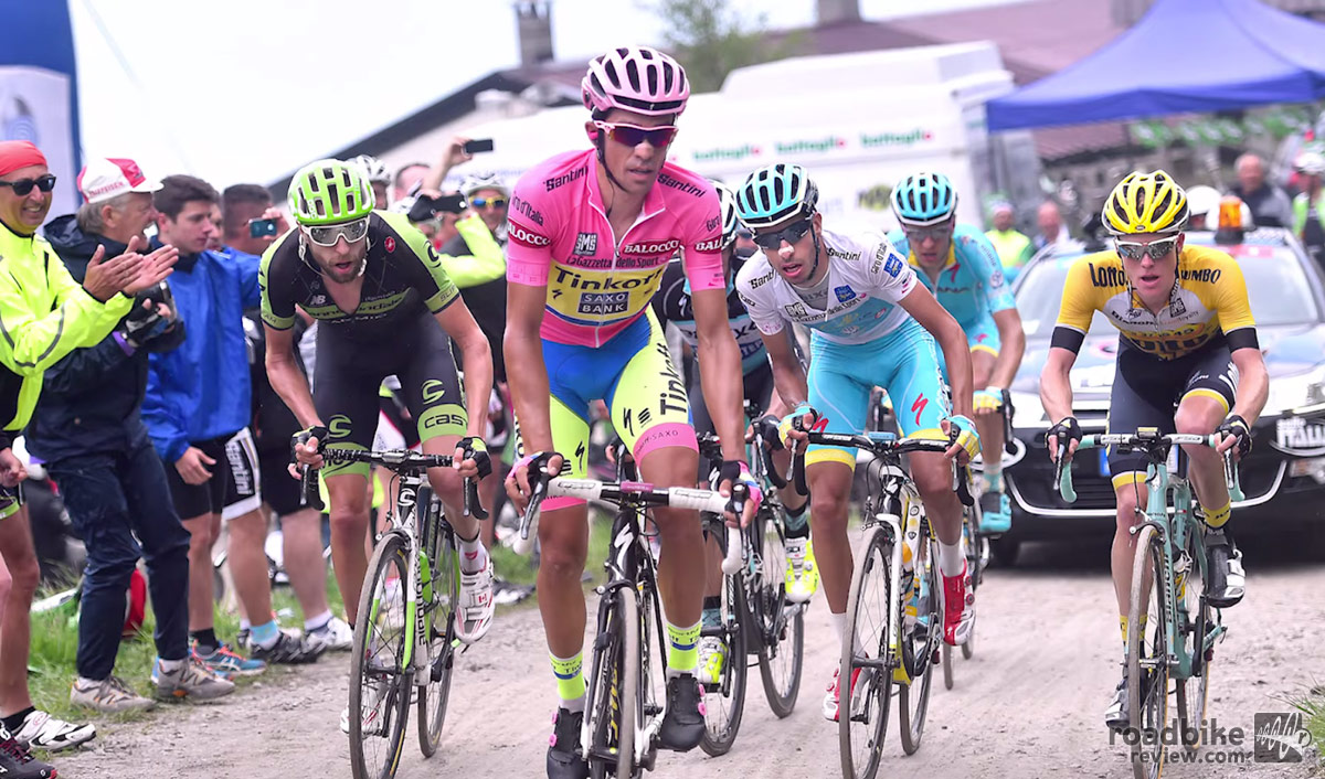 Can Alberto Contador add Tour de France yellow to the Giro d'Italia pink jersey he won earlier in the year?