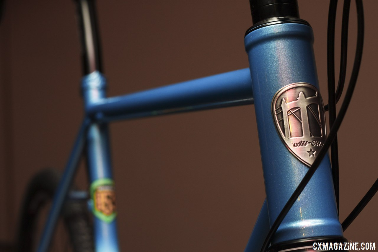 Macho King Limited with 44mm Head Tube