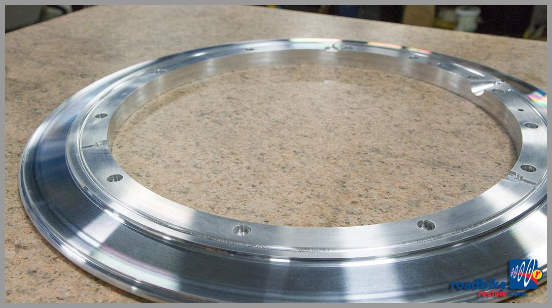 CNC aluminum mold