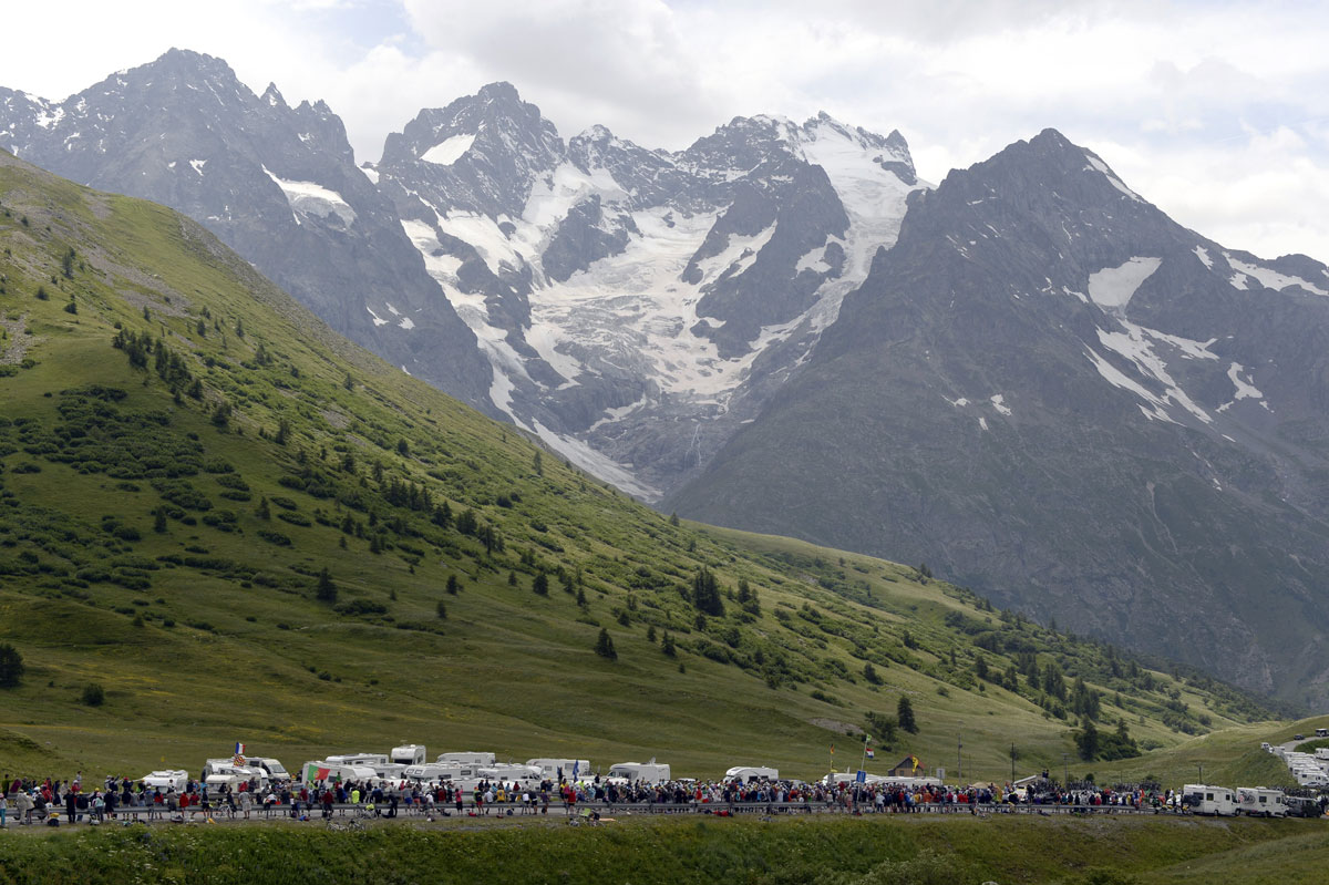 Stage 14 Photo Gallery