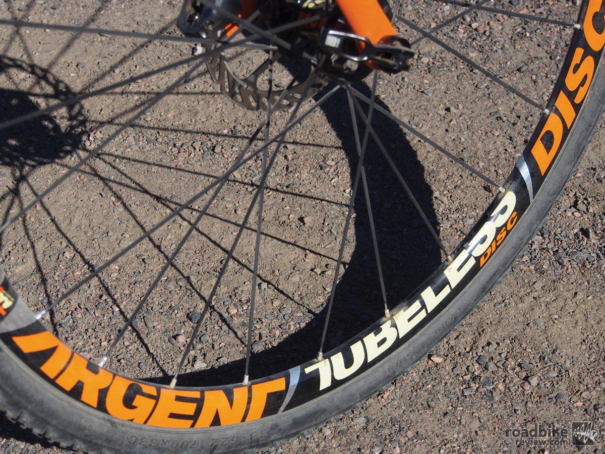 American Classic Argent Tubeless Wheels