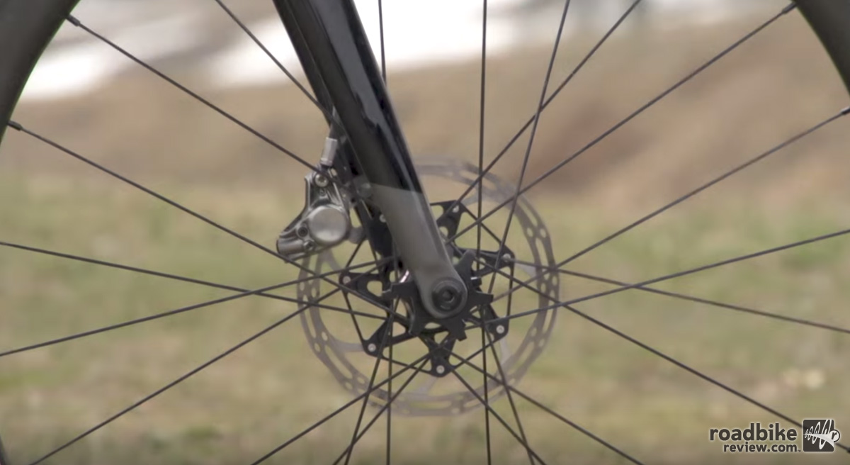 Are disc brakes faster than rim brakes?
