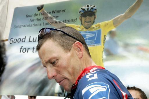 Lance Armstrong - US Postal Team