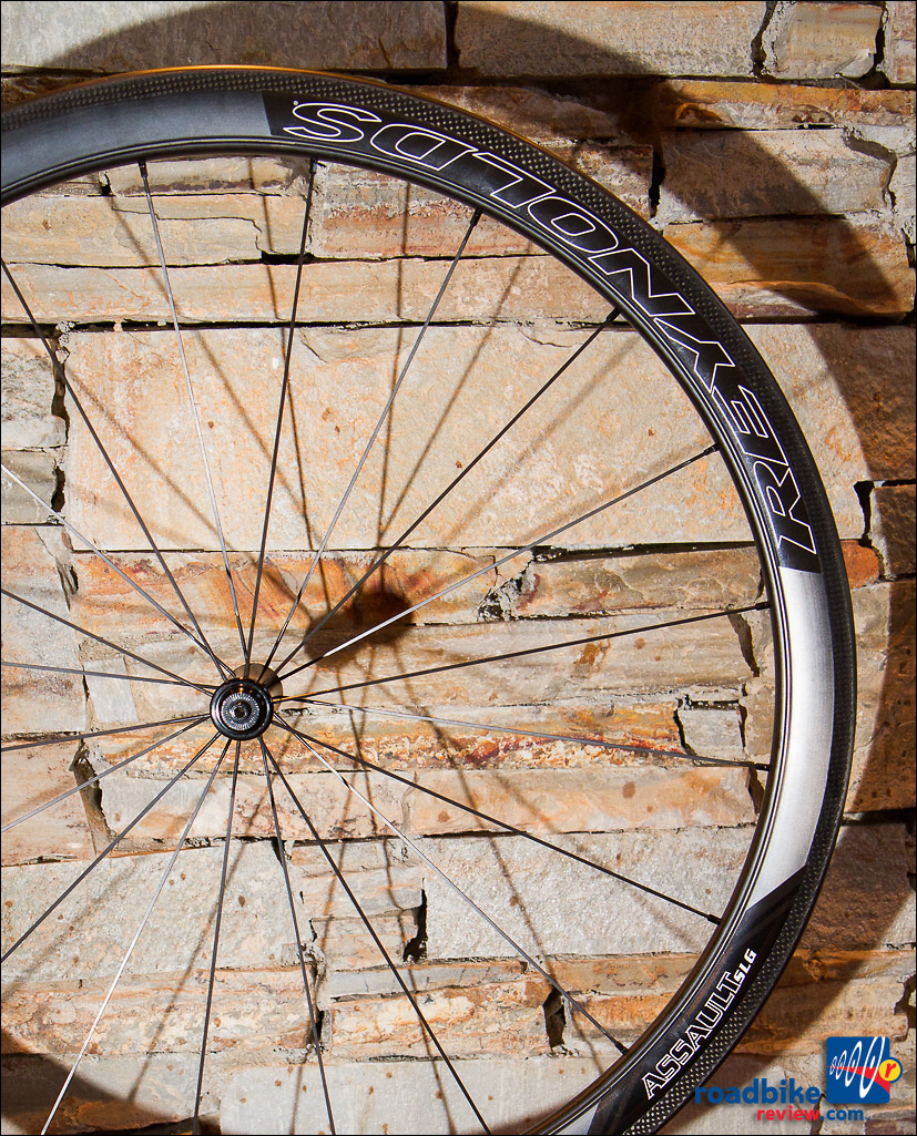 Reynolds Cycling - Assault front wheel