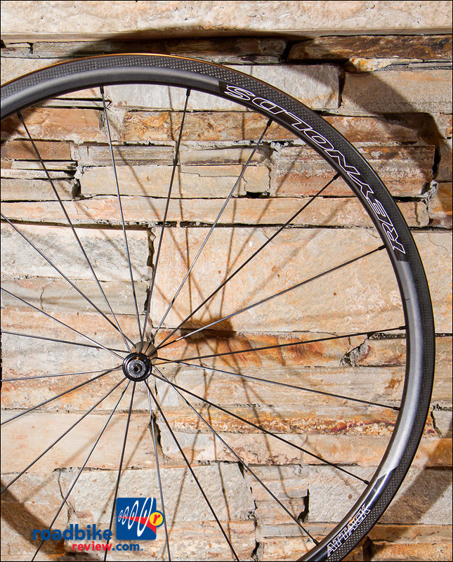 Reynolds Cycling - Attack front wheel