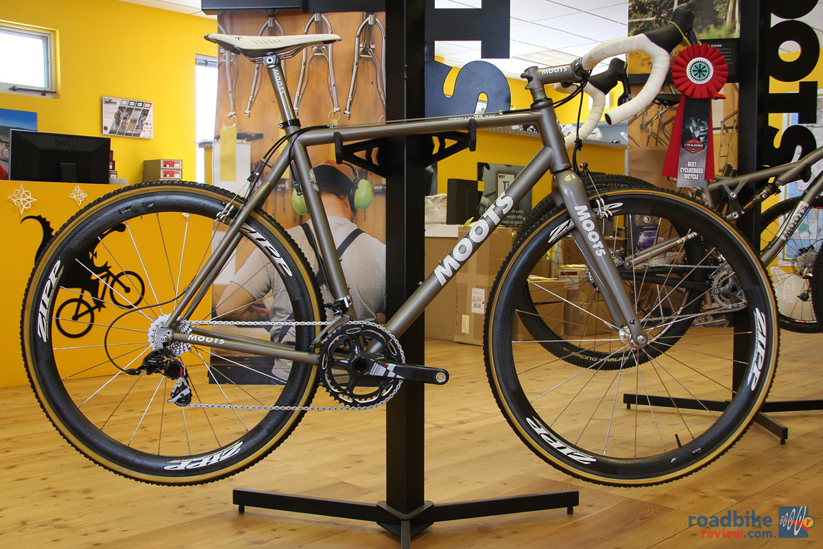 Factory Tour: Moots — Steamboat Springs, Colorado | Road