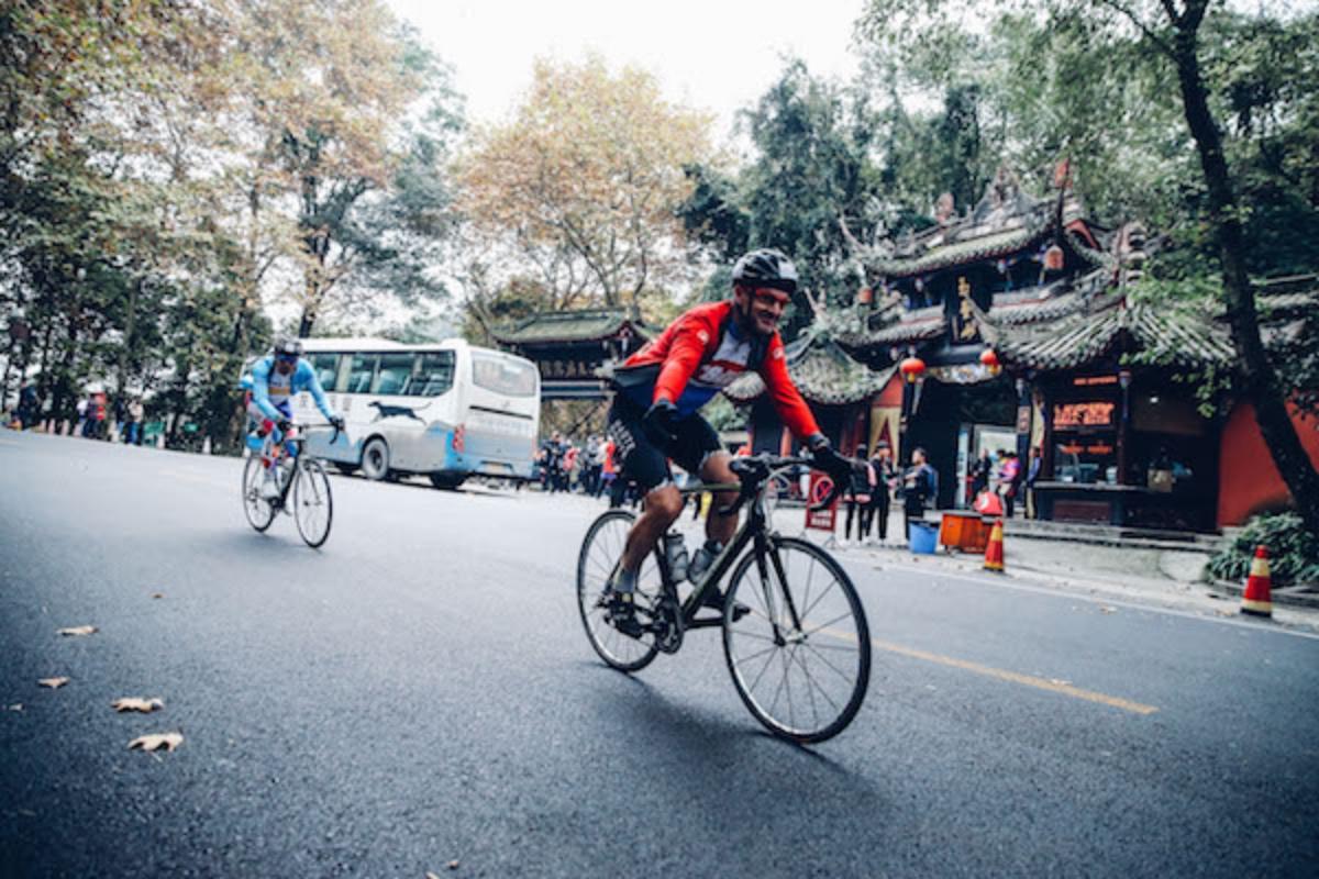 Haute Route Qingcheng
