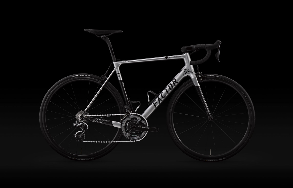 FACTOR O2 Bardet Limited-Edition