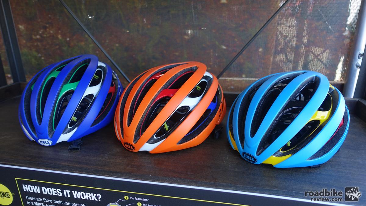 Bell Helmet Colors