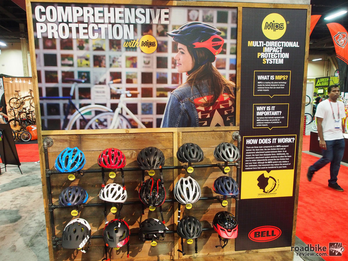 Cycling helmet makers Bell and Giro are among the sport's most ardent MIPS adapters.
