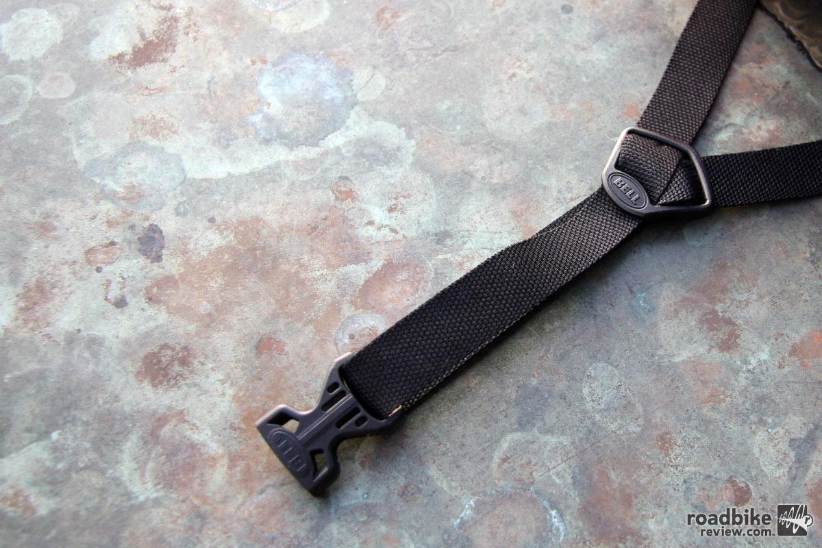 No twist straps.