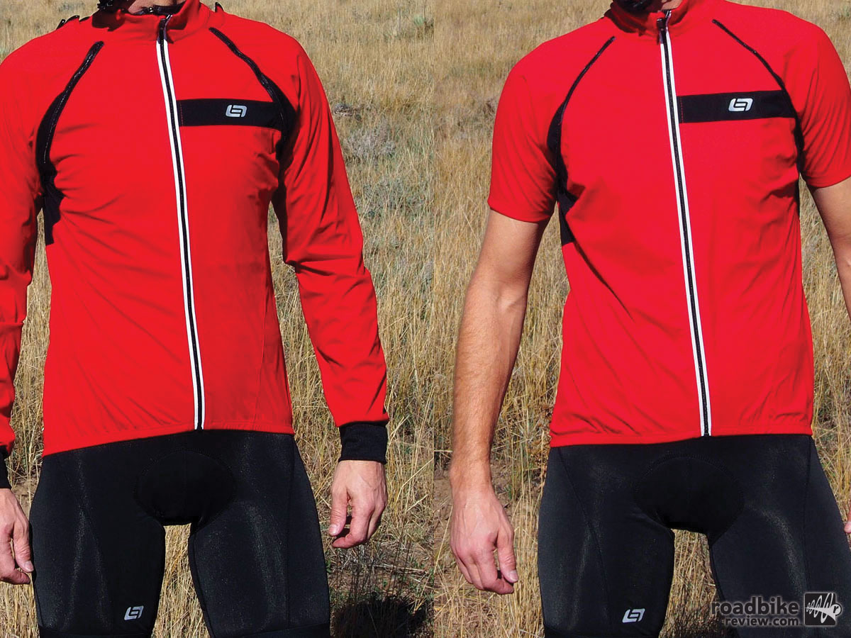 Bellwether Coldfront Convertible Long Sleeve Jersey Review