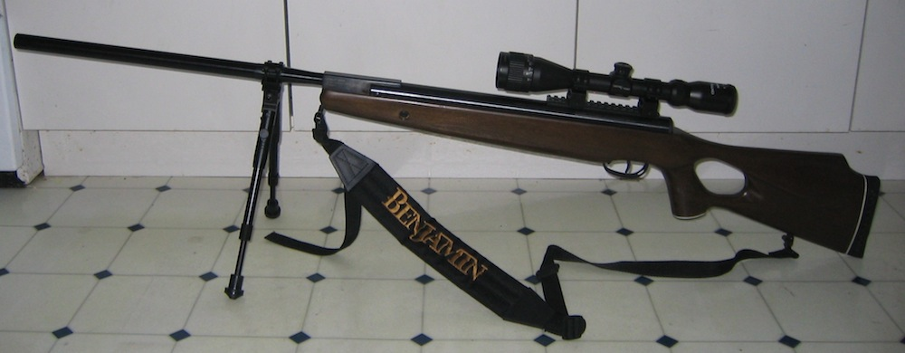 Attention air rifle afficionados  - Page 2