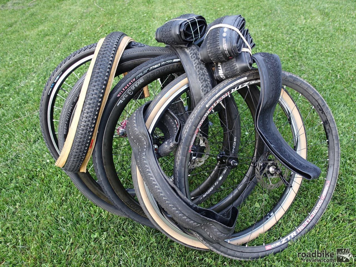 As with mountain bike tires, gravel tires are made for different conditions, different surfaces, and for different preferences