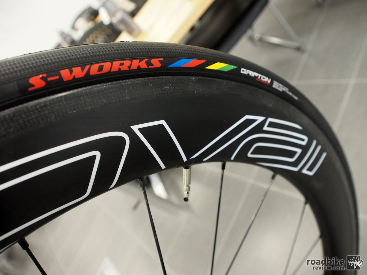 Taking its cue from the likes of Mavic, Specialized has joined the wheel-tire system party.