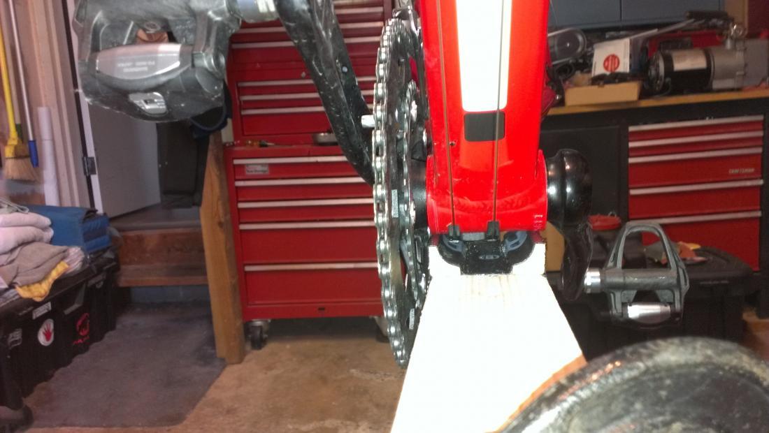 Diy Euro Repair Stand Like Feedback Sports Sprint Work Stand