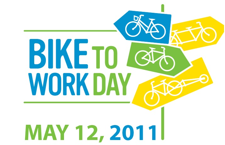 Bike to Work this Thursday May 12th!