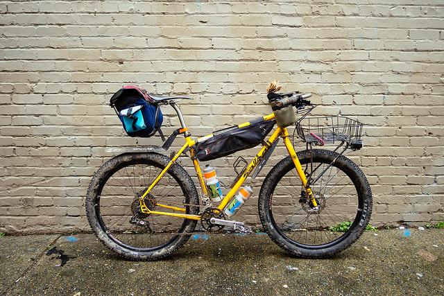 Rail Bike Touring