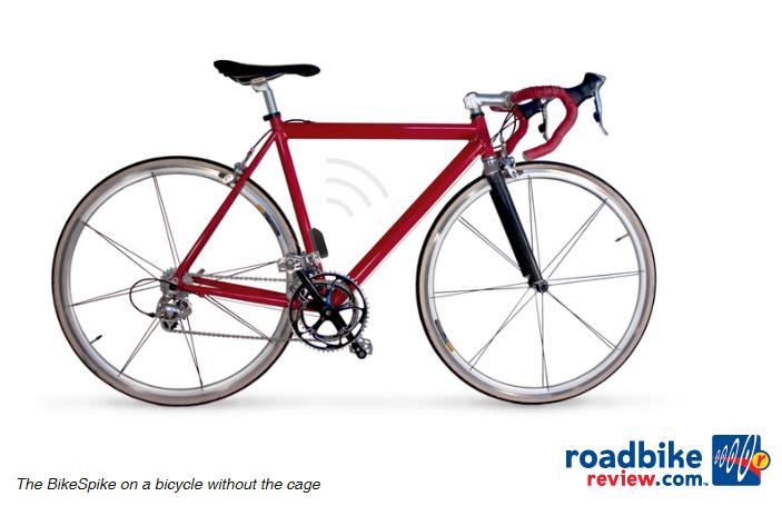 BikeSpike - bicycle theft protection