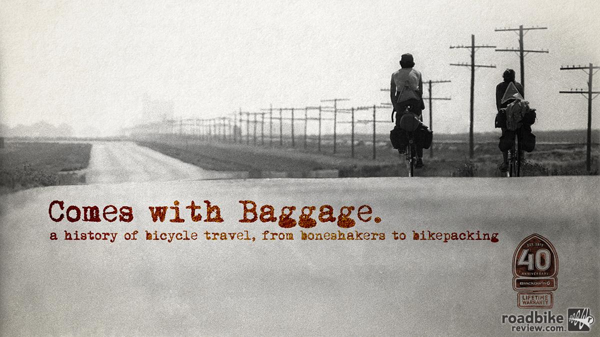 Blackburn Presents Comes with Baggage