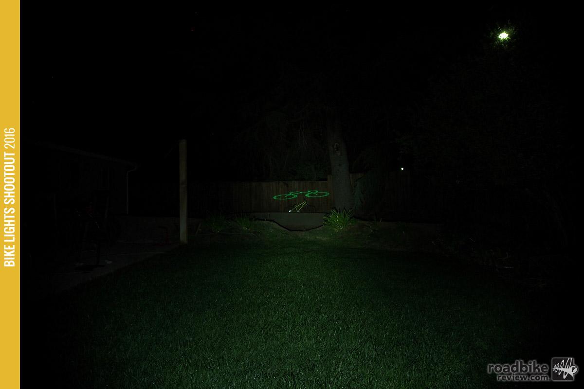 Blaze Laserlight Beam Pattern