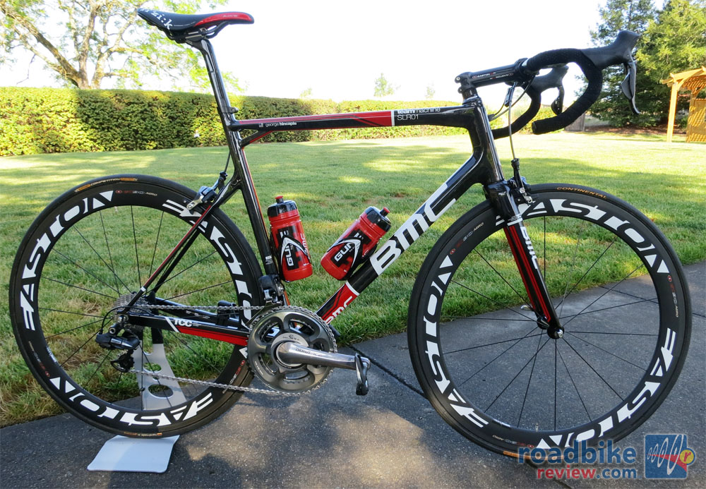 George Hincapies 2012 BMC SLR01