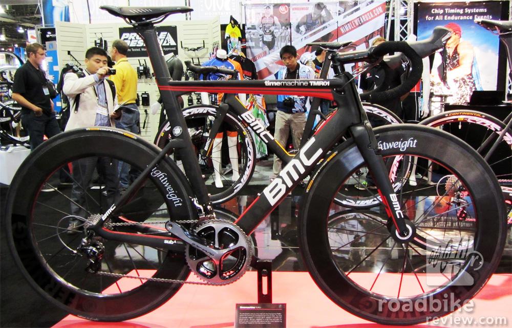 BMC TMR01 Aero Road Bike