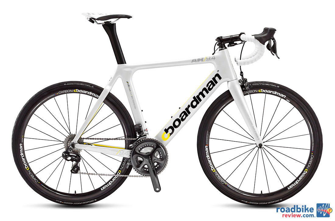 Boardman Elite Series: AiR/9.4 Di2