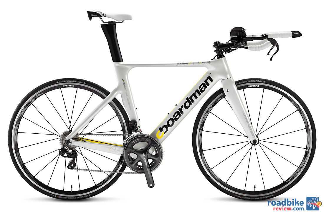 Boardman Elite Series: AiR/TT/9.4 Di2