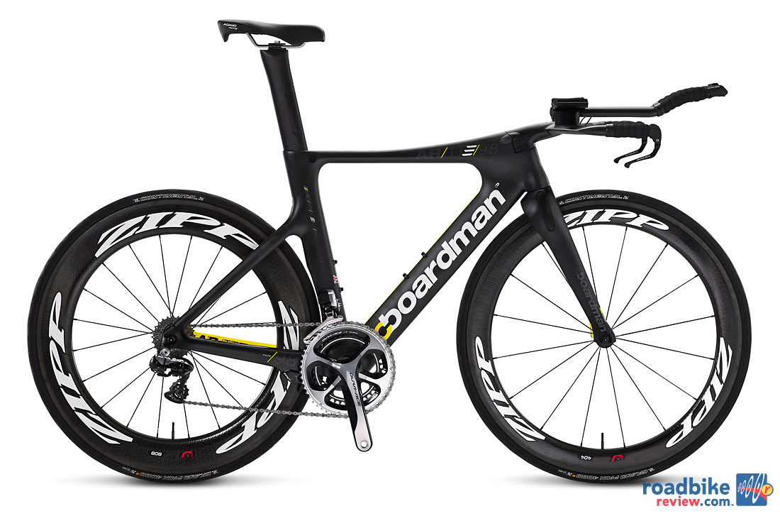 Boardman Elite Series: AiR/TTE/9.8 Di2 Dura-Ace