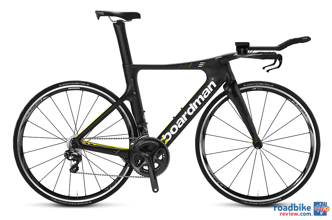 Boardman Elite Series: BAiR/TTE/9.8 Di2