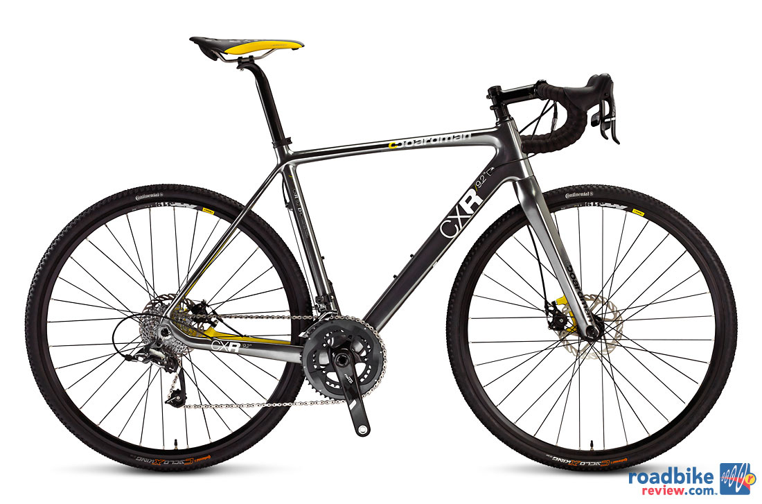 Boardman Elite Series: CXR 9.2