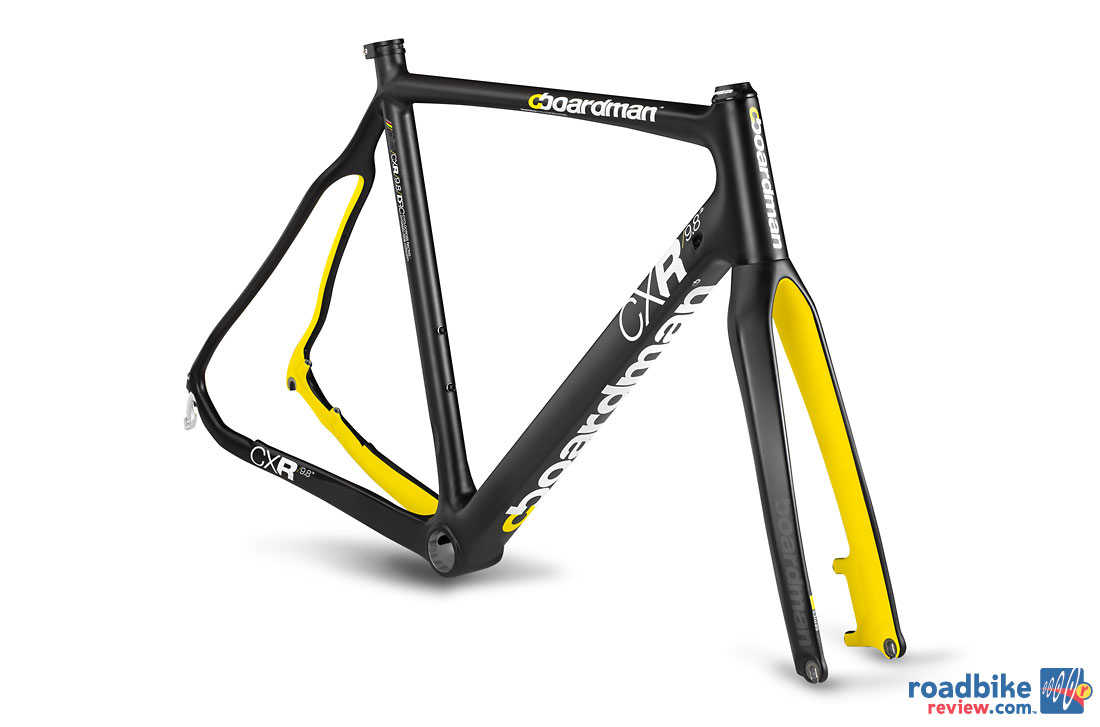 Boardman Elite Series: CXR 9.8 frameset