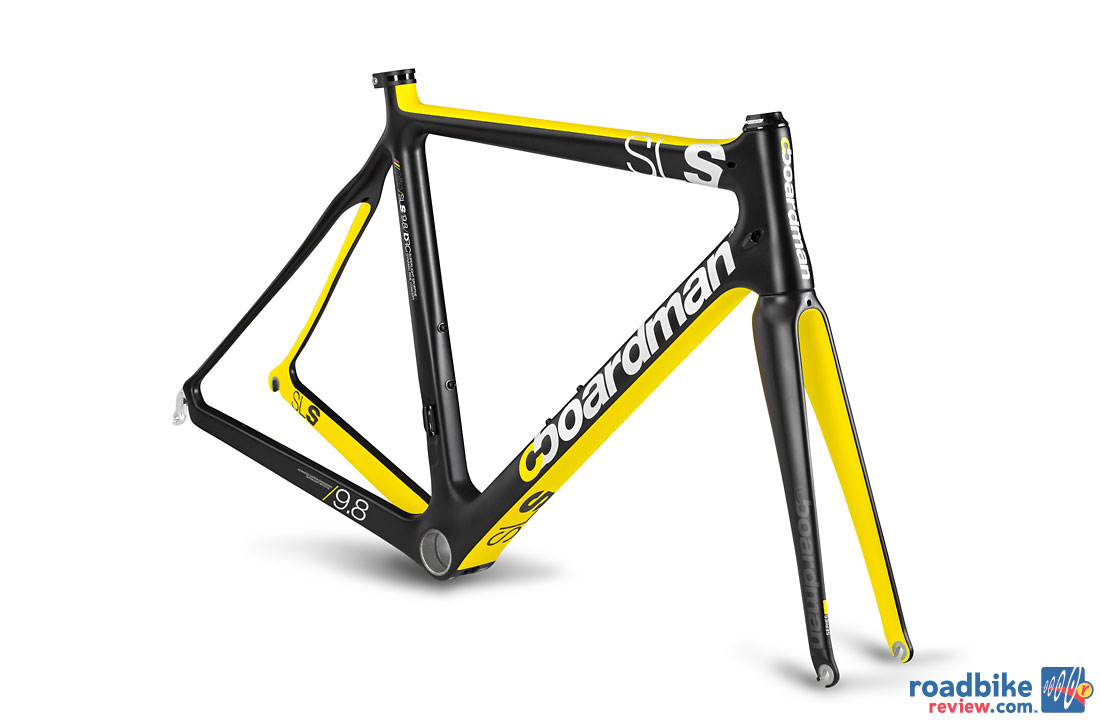 Boardman Elite Series: SLS/9.8 frameset