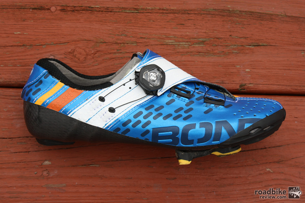 Bont Helix shoes review