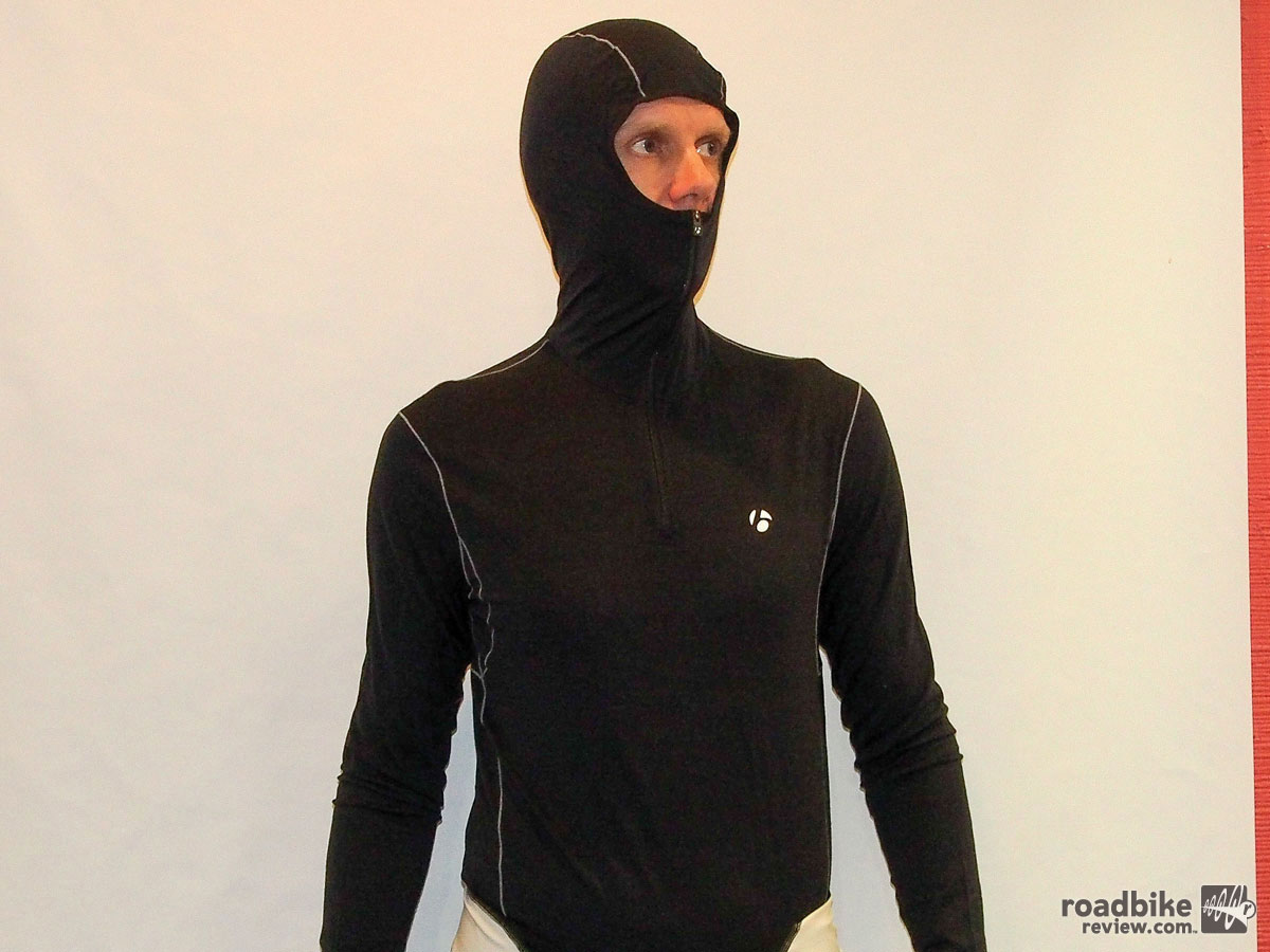 Bontrager B2 Hooded L/S Baselayer