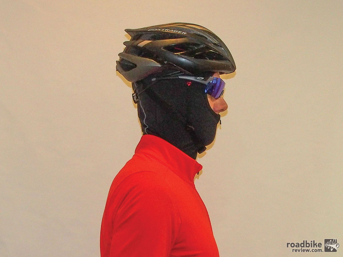 Bontrager Helmet and Hood