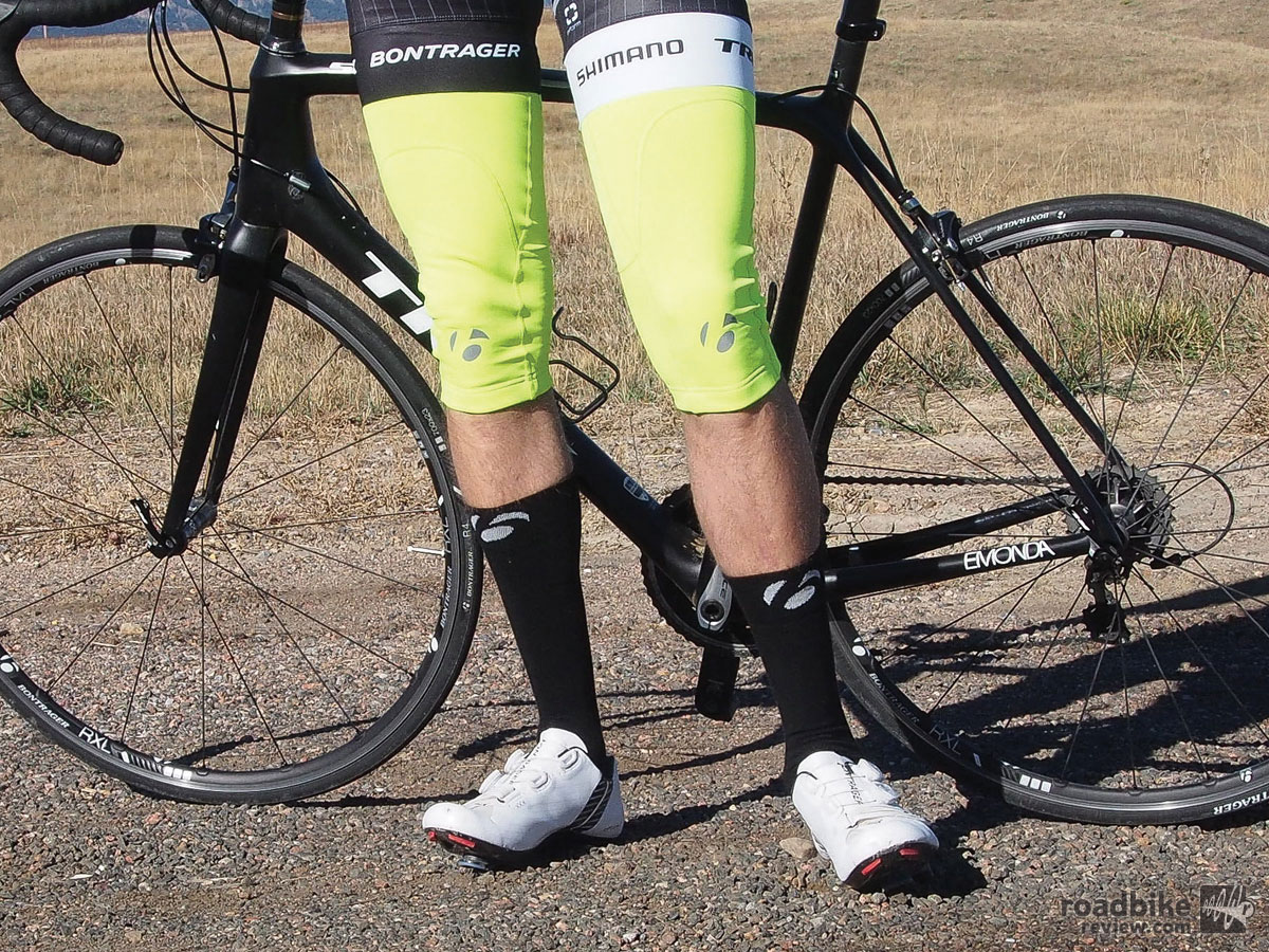 Bontrager Visibility Thermal Knee Warmer
