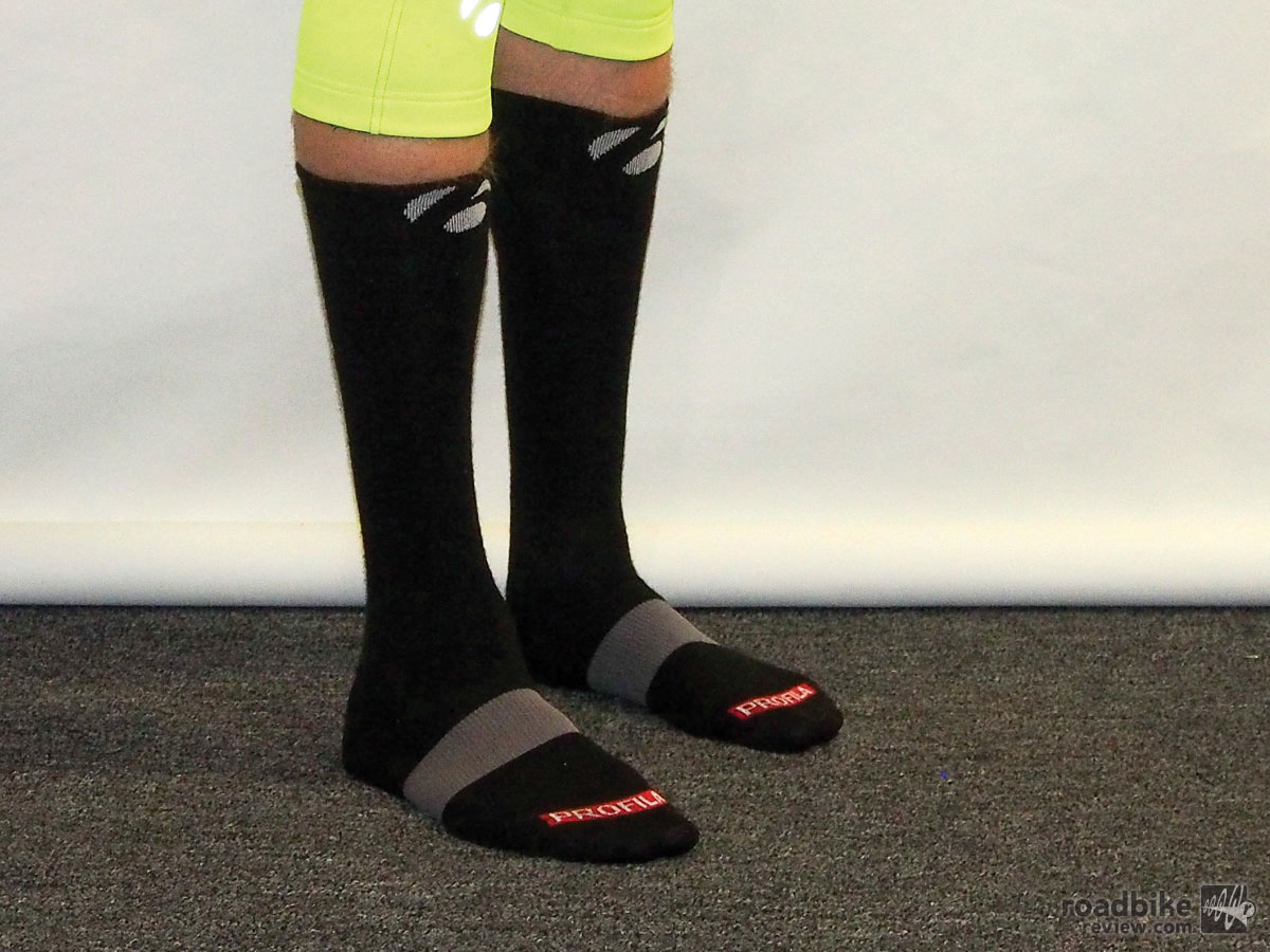 "Bontrager Race 7"" Wool Socks"