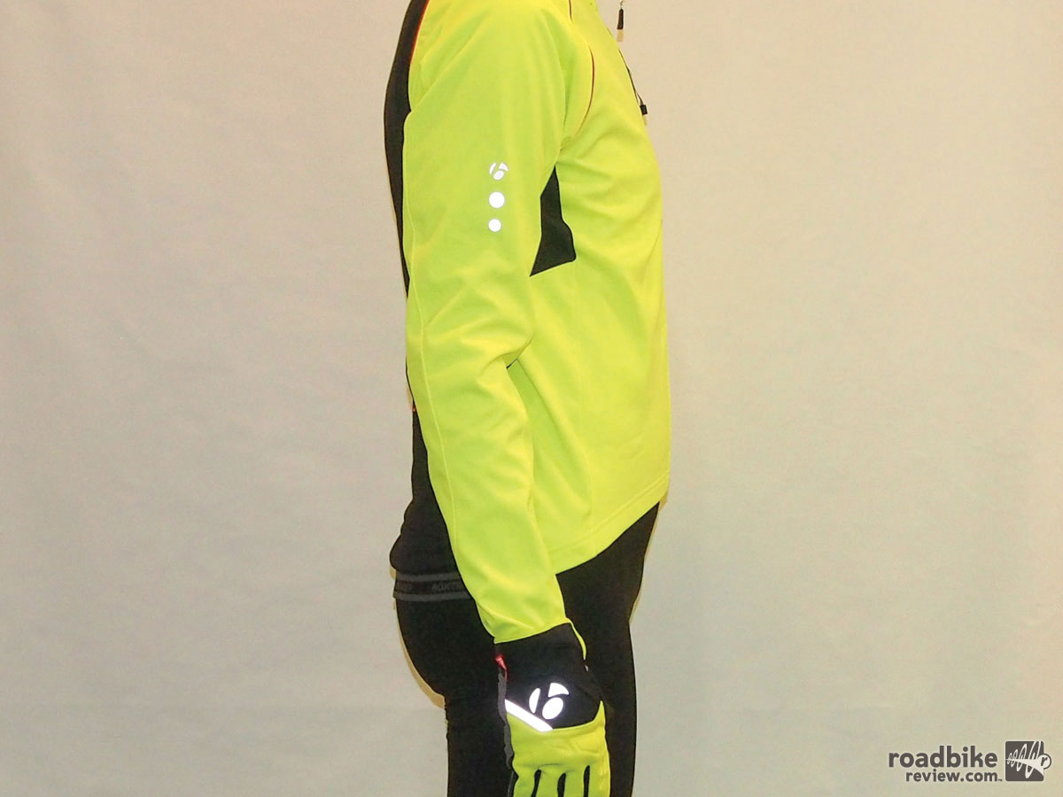 Bontrager RXL Convertible 180 Softshell Jacket