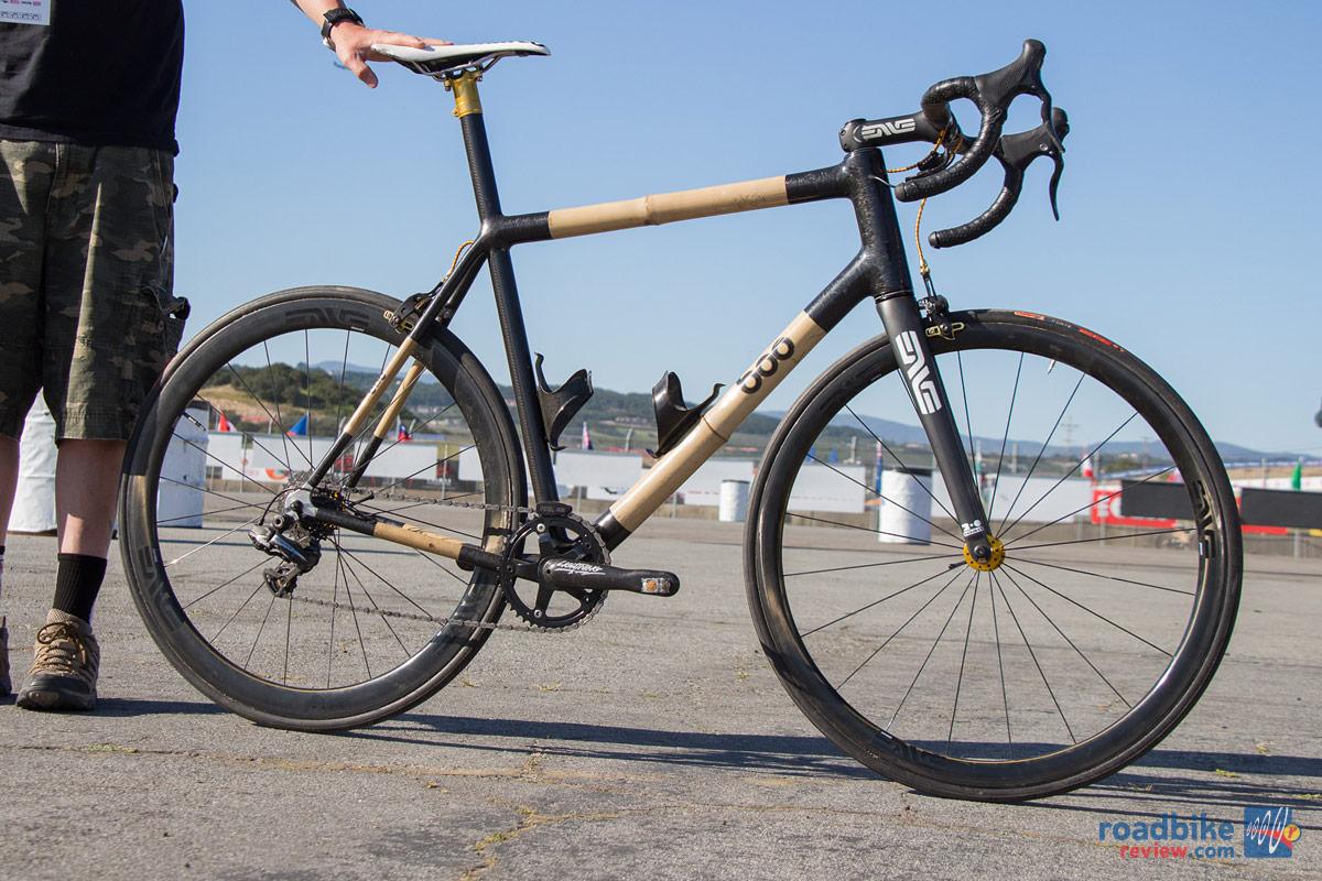 Boo Cycles Bamboo Bike