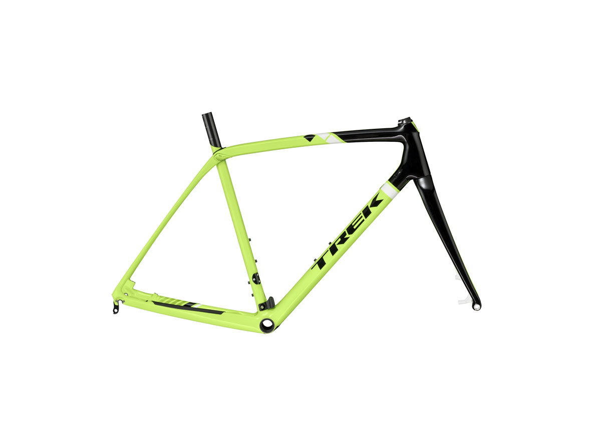 New Trek Boone Disc Frameset