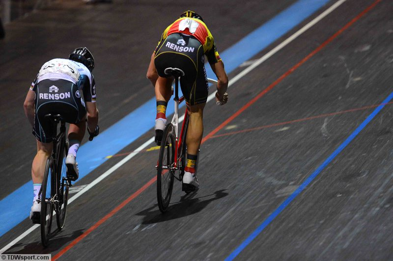 Boonen takes off