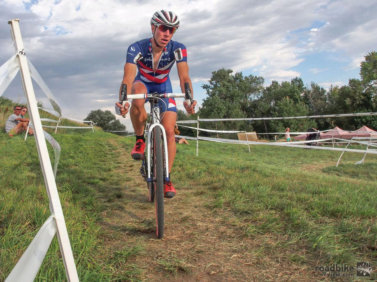 2014 Boulder Cup Cyclocross Race