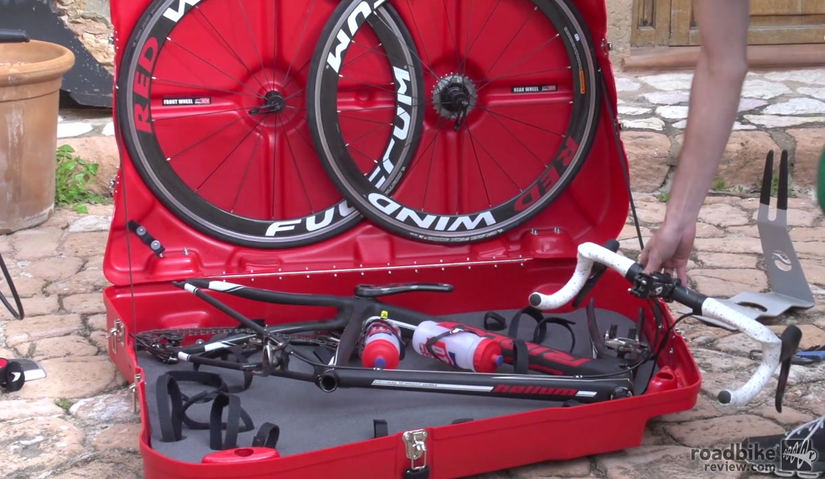 How To Pack A Bike Box For Safe Air Travel Road Bike