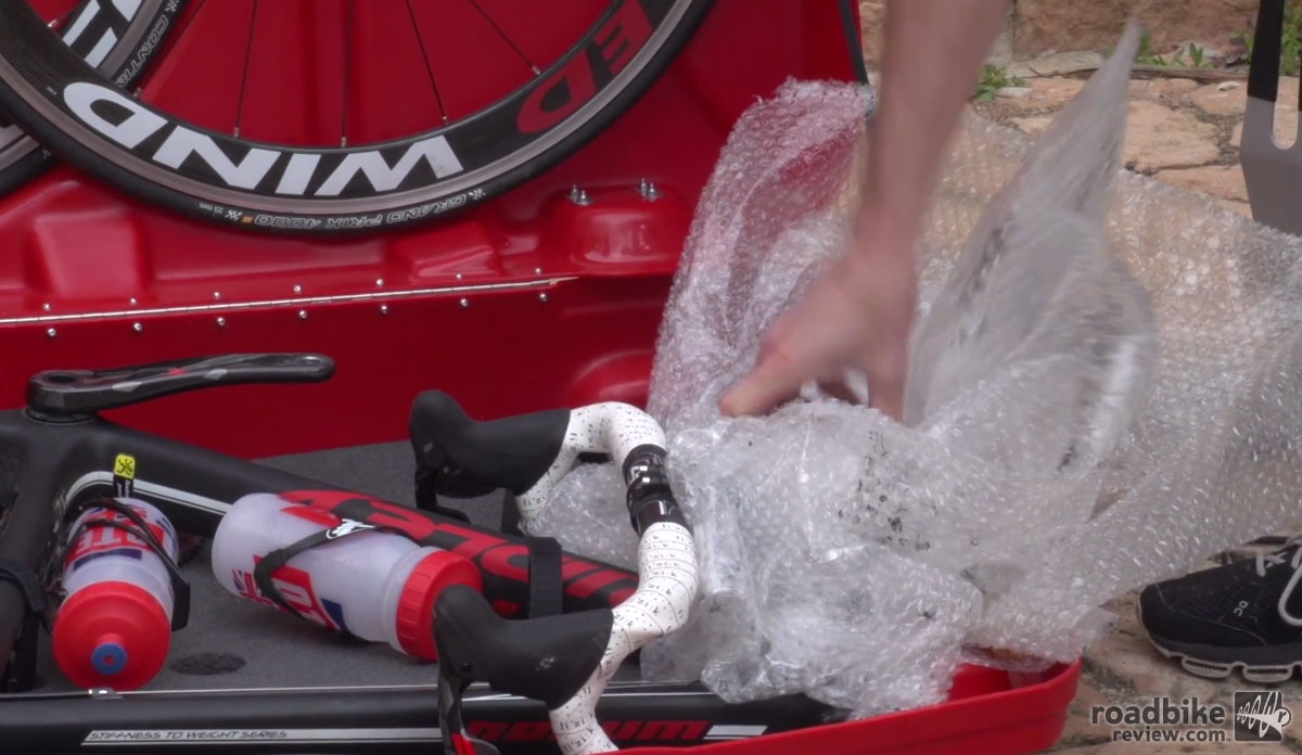 How To Pack A Bike