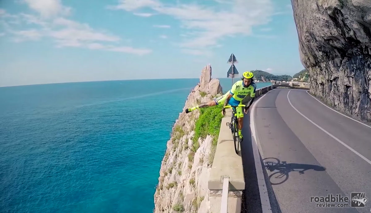 Video: Vittorio Brumotti in Road Bike Freestyle 2