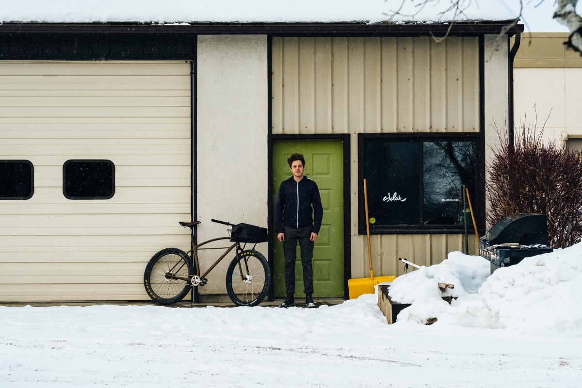 PEARL iZUMi BUILT Video Series: Sklar Bikes