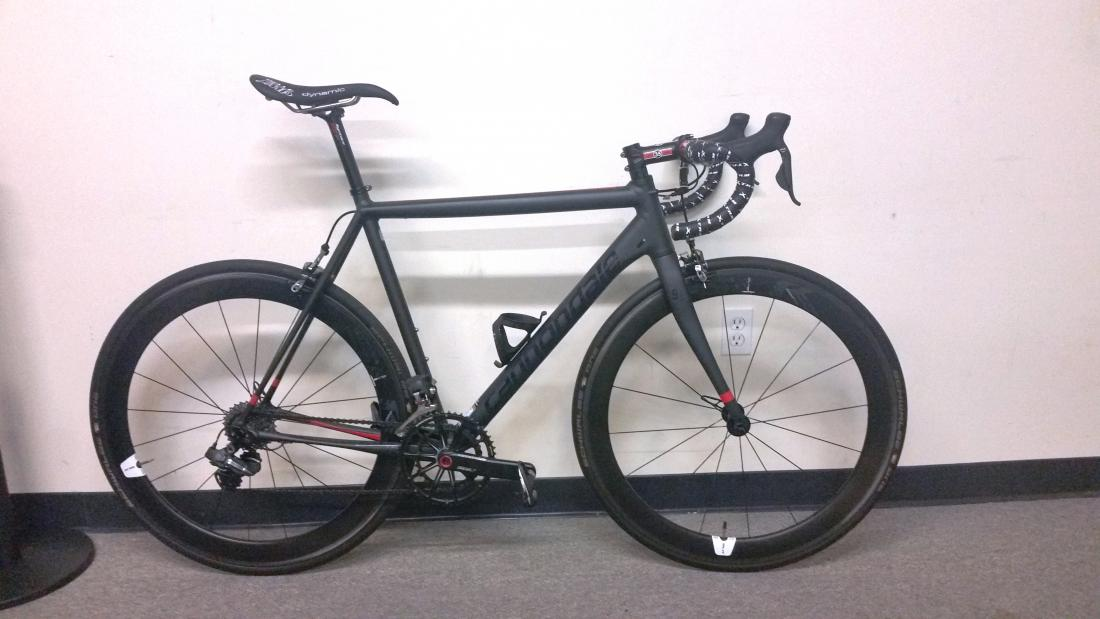 2015 Cannondale CAAD10, best bike i have