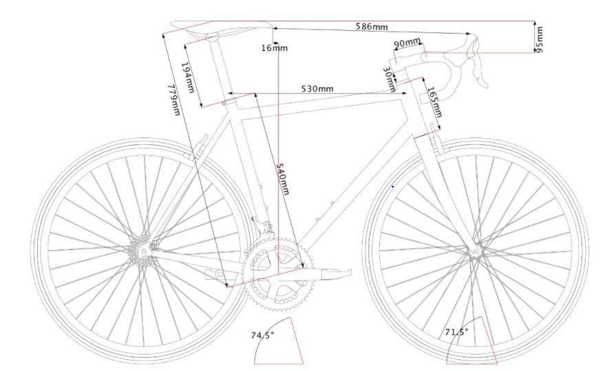 is a Supersix Evo a good choice for this CAD?-cad.jpg
